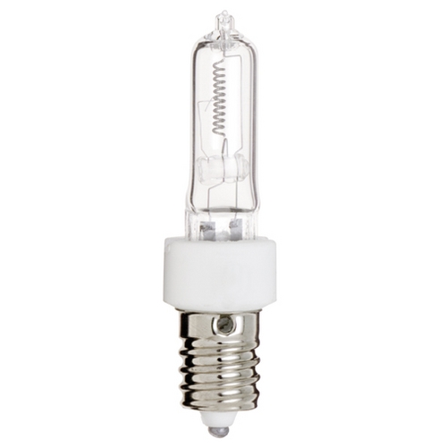 Satco Lighting 100-Watt T4 Halogen Light Bulb S3491