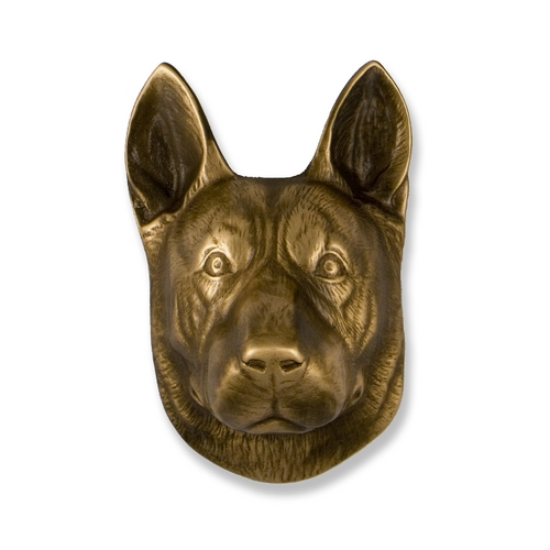 Michael Healy German Shepherd Door Knocker MHDOG05
