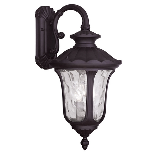 Livex Lighting Livex Lighting Oxford Bronze Outdoor Wall Light 7857-07