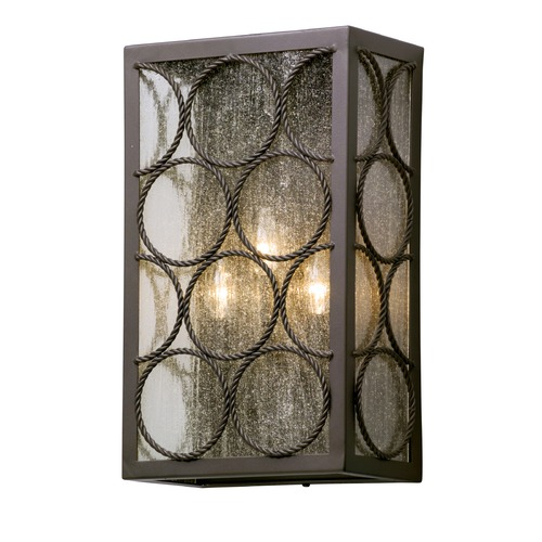 Troy Lighting Troy Lighting Bacchus Textured Bronze Outdoor Wall Light B5223