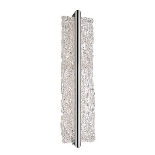 Modern Forms by WAC Lighting Brushed Aluminum LED Bathroom Light - Vertical or Horizontal Mounting WS-3919-AL