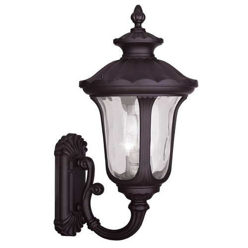 Livex Lighting Livex Lighting Oxford Bronze Outdoor Wall Light 7856-07