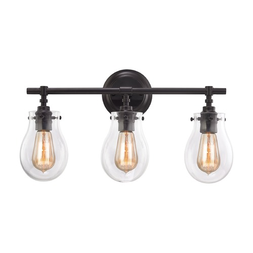 Elk Lighting Elk Lighting Jaelyn Oil Rubbed Bronze Bathroom Light 31932/3