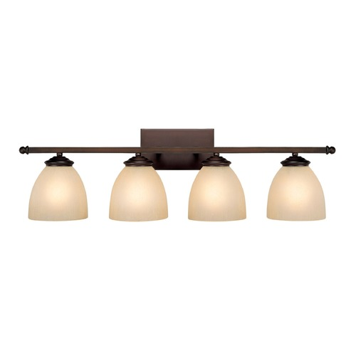 Capital Lighting Capital Lighting Chapman Burnished Bronze Bathroom Light 8404BB-201