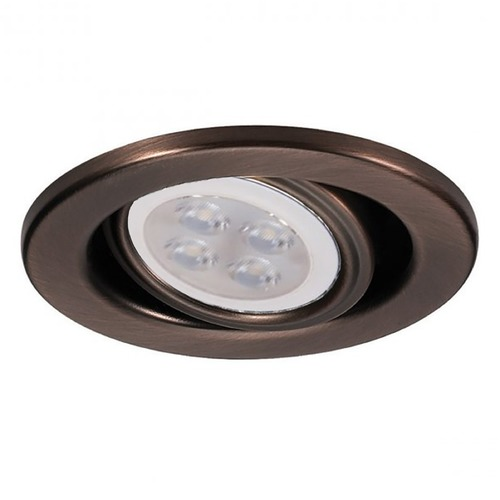 WAC Lighting Wac Lighting 2.5 Low Volt Copper Bronze LED Recessed Trim HR-837LED-CB