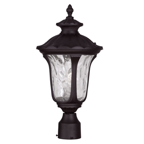 Livex Lighting Livex Lighting Oxford Bronze Post Light 7855-07