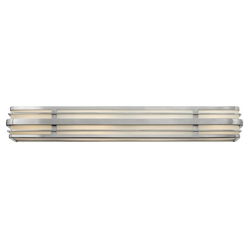 Hinkley Lighting Hinkley Lighting Winton Brushed Nickel Bathroom Light 5236BN-GU24