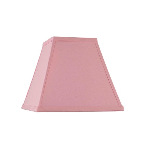 Design Classics Lighting Spider Square Pink Lamp Shade SH9619