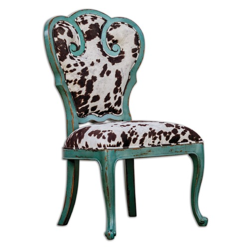 Uttermost Lighting Uttermost Chahna Velvet Accent Chair 23620