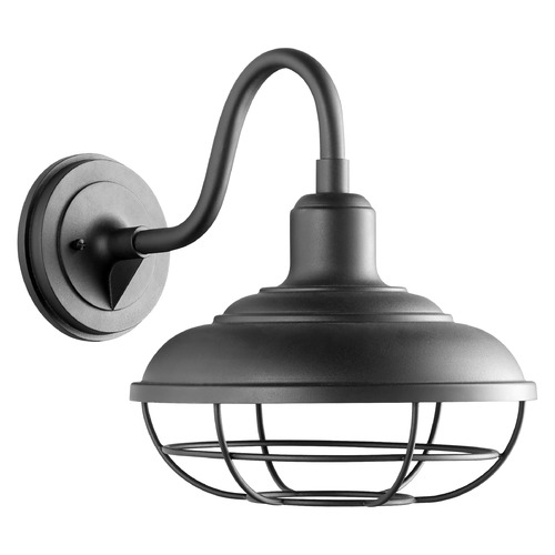 Quorum Lighting Quorum Lighting Tansley Noir Outdoor Wall Light 7118-69