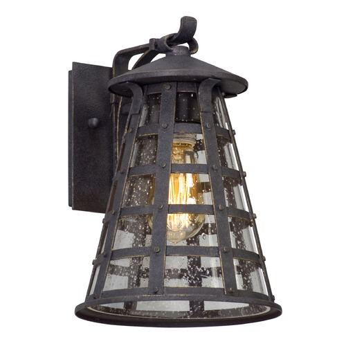 Troy Lighting Troy Lighting Benjamin Vintage Iron Outdoor Wall Light B5161