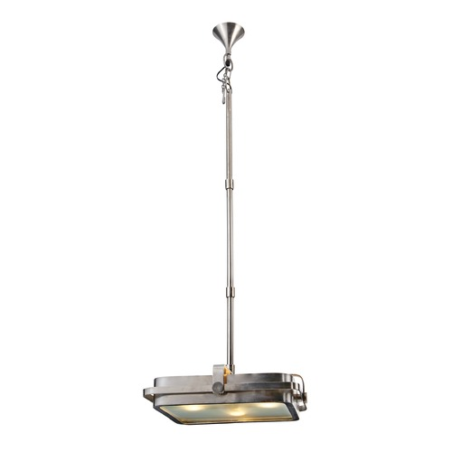 Dimond Lighting Retro Flat Panel Pendant 985-009