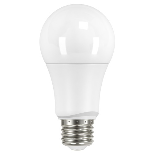 Satco Lighting Satco 9.5 Watt A19 LED Frosted 2700K 800 Lumens Medium Base 120 Volt Non-Dimmable S9593