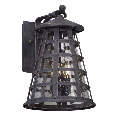 Troy Lighting Troy Lighting Benjamin Vintage Iron Outdoor Wall Light B5162