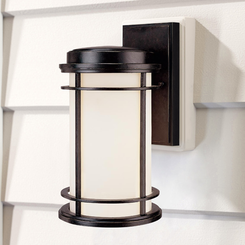 Dolan Designs Lighting 12-1/2-Inch Outdoor Wall Light 9105-68