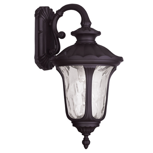 Livex Lighting Livex Lighting Oxford Bronze Outdoor Wall Light 7853-07