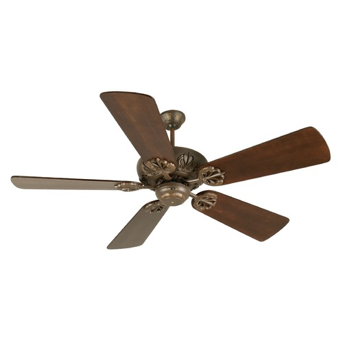 Craftmade Lighting Craftmade Lighting Cordova Aged Bronze Textured Ceiling Fan Without Light K10904