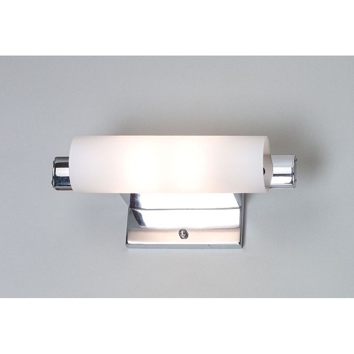 Illuminating Experiences Illuminating Experiences 4973 Chrome Bathroom Light 4973