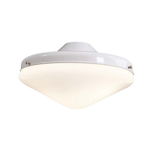 Minka Aire Fans Light Kit with White in White Finish K9401-L-WH
