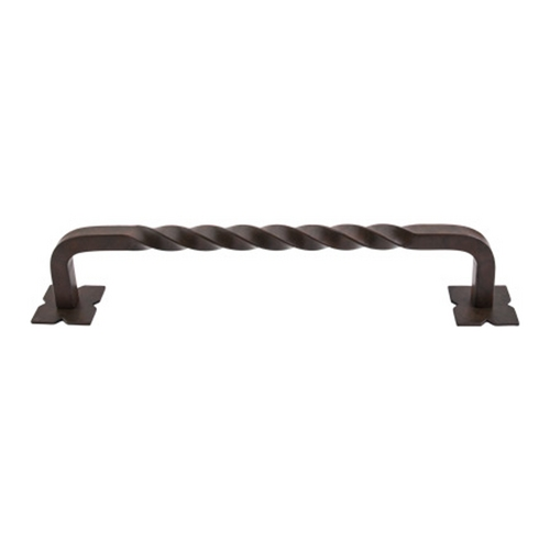 Top Knobs Hardware Cabinet Pull in Patina Rouge Finish M1245-12