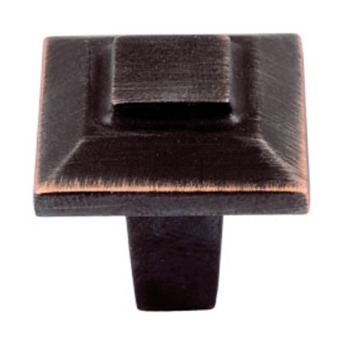 Atlas Homewares Modern Cabinet Knob in Venetian Bronze Finish 283-VB