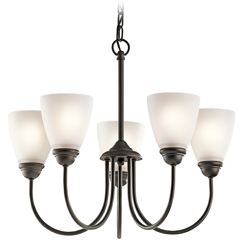 Kichler Lighting Kichler Lighting Jolie Chandelier 43638OZ