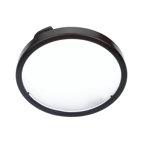Sea Gull Lighting Sea Gull Lighting Black Xenon Disk Light Diffuser Trim 9414-12