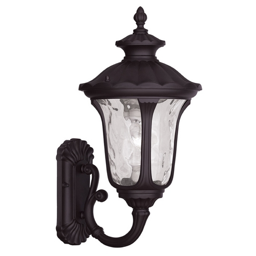 Livex Lighting Livex Lighting Oxford Bronze Outdoor Wall Light 7852-07