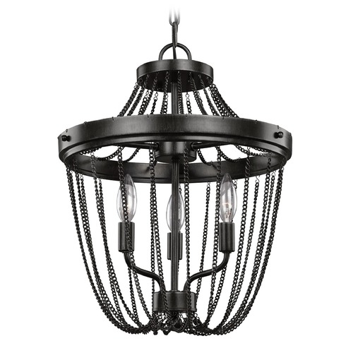 Sea Gull Lighting Sea Gull Lighting Kelvyn Park Stardust Pendant Light 7710103-846