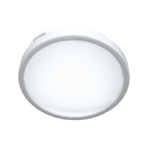 Sea Gull Lighting Sea Gull Lighting White Xenon Disk Light Diffuser Trim 9414-15