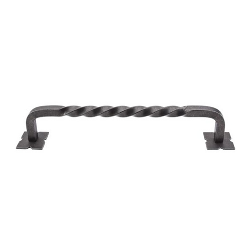 Top Knobs Hardware Cabinet Pull in Pewter Finish M1247-12