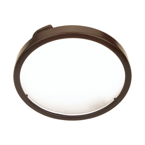Sea Gull Lighting Sea Gull Painted Antique Bronze Xenon Disk Light Diffuser Trim 9414-171