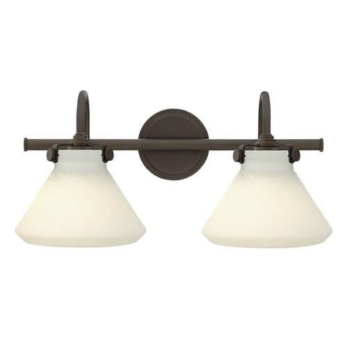 Hinkley Lighting Hinkley Lighting Congress Oil Rubbed Bronze Bathroom Light 50020OZ