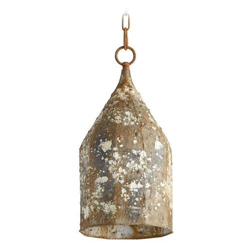 Cyan Design Cyan Design Collier Rustic Mini-Pendant Light with Bowl / Dome Shade 06258