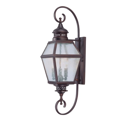Savoy House Savoy House English Bronze Outdoor Wall Light 5-773-13