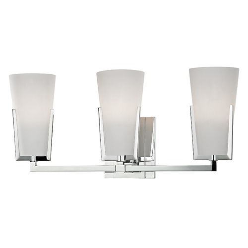 Hudson Valley Lighting Upton 3 Light Bathroom Light - Polished Chrome 1803-PC