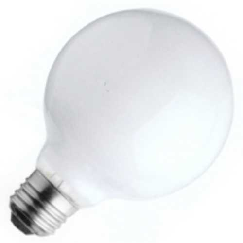 Sylvania Lighting 40-Watt G25 Globe Light Bulb with Medium Base 14287