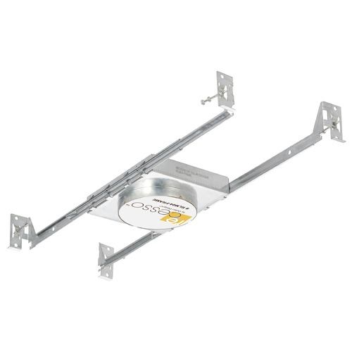 Recesso Lighting by Dolan Designs Recesso Lighting 4 Inch  Recessed Lighting Frame In Kit RLM04-FRAME