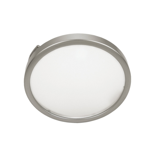 Sea Gull Lighting Sea Gull Lighting Brushed Nickel Xenon Disk Light Diffuser Trim 9414-962