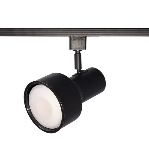 WAC Lighting Wac Lighting Black Track Light Head JTK-703-BK