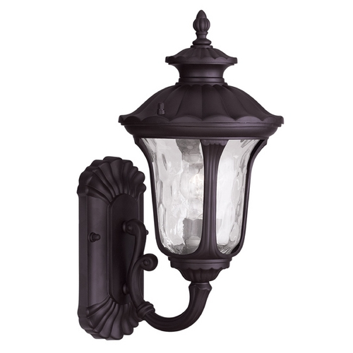 Livex Lighting Livex Lighting Oxford Bronze Outdoor Wall Light 7850-07