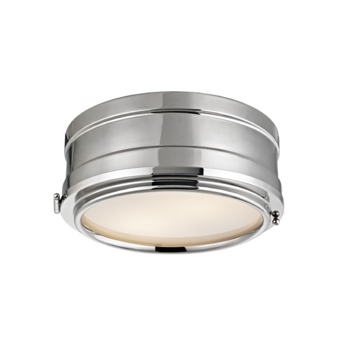 Hudson Valley Lighting Hudson Valley Lighting Rye Polished Nickel Flushmount Light 2311-PN