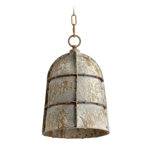 Cyan Design Cyan Design Rusto Rustic Pendant Light with Bowl / Dome Shade 06261