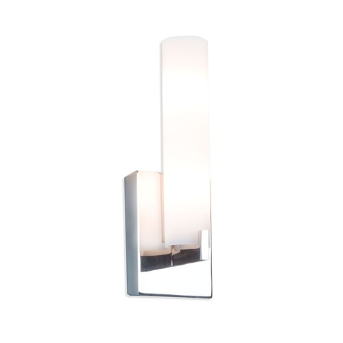Illuminating Experiences Illuminating Experiences Elf 1 LED Polished Nickel Sconce ELF1-PNLED
