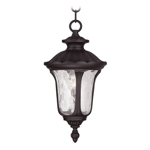 Livex Lighting Livex Lighting Oxford Bronze Outdoor Hanging Light 7849-07