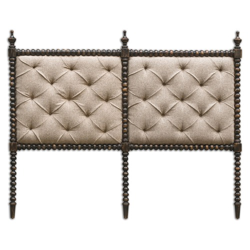 Uttermost Lighting Uttermost Andaluz King Upholstered Headboard 23706