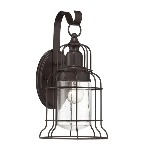 Savoy House Savoy House English Bronze Outdoor Wall Light 5-8071-1-13
