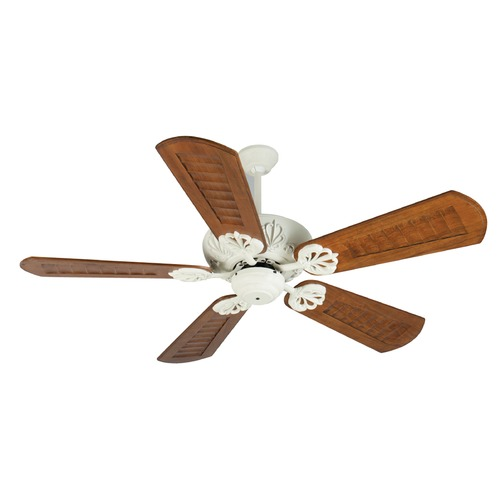 Craftmade Lighting Craftmade Lighting Cordova Antique White Ceiling Fan Without Light K10912