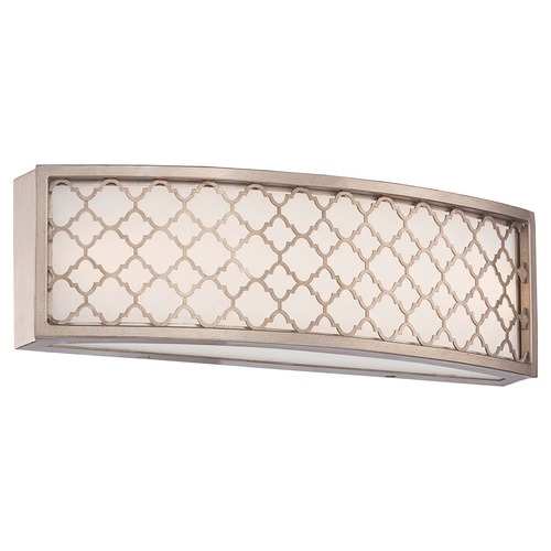 Minka Lighting Minka Westwood Court Champagne Gold Bathroom Light 402-584-L