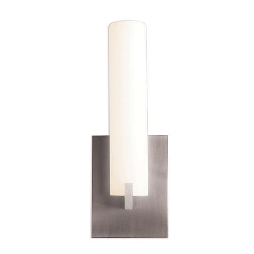 Illuminating Experiences Illuminating Experiences Elf 1 LED Satin Nickel Sconce ELF1LED-SN
